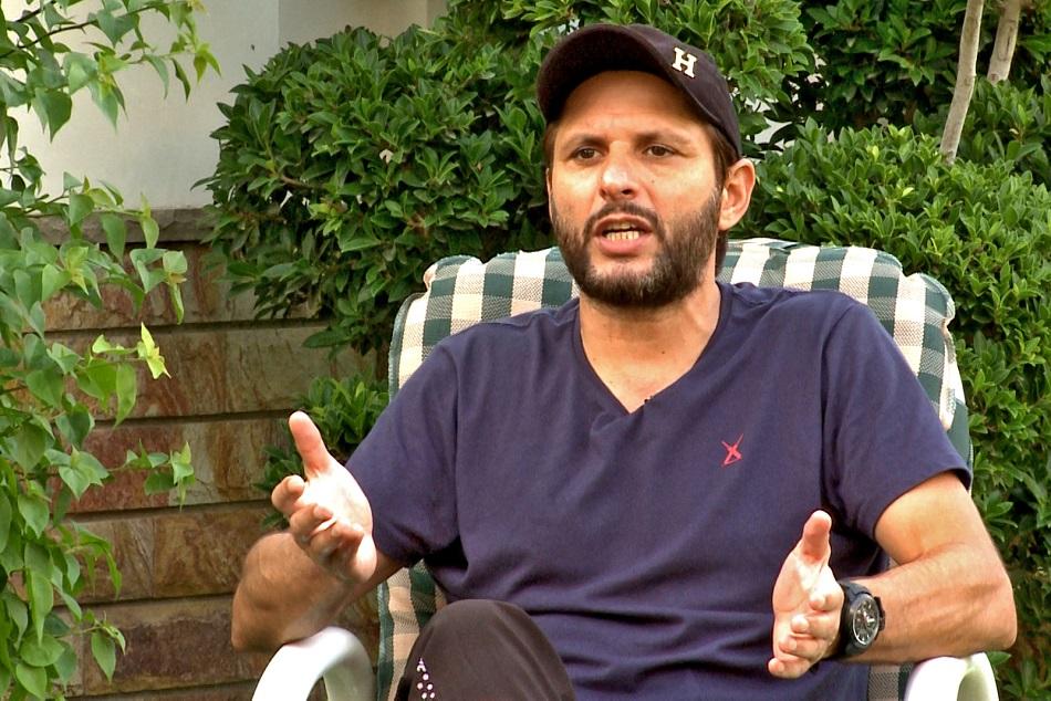 पाकिस्तान को T-20 वर्ल्ड कप के लिए इन दो बल्लेबाजों की है जरूरत : शाहिद अफरीदी