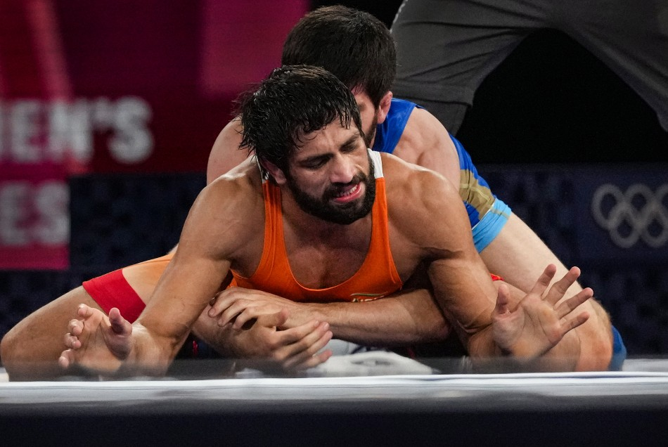 Tokyo 2020: ओलंपिक में रवि दहिया ने जीता सिल्वर पदक तो जेल में रोने लगे सुशील कुमार, जानें क्या था कारण