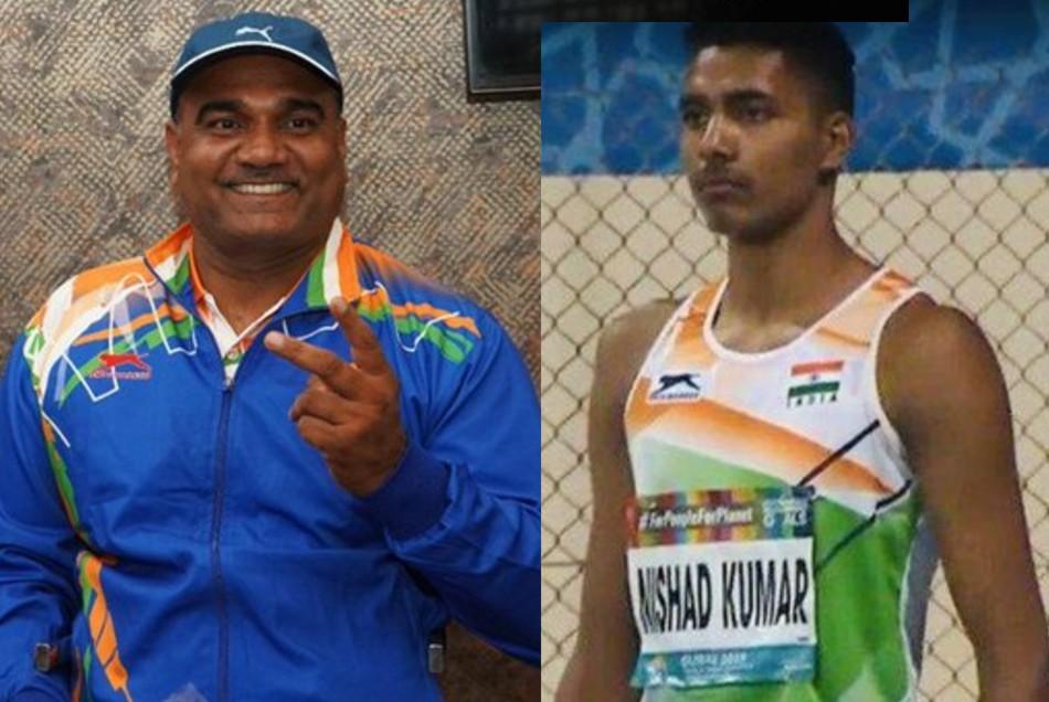ऐसे शुरू हुआ विनोद का पदक जीतने का सफर