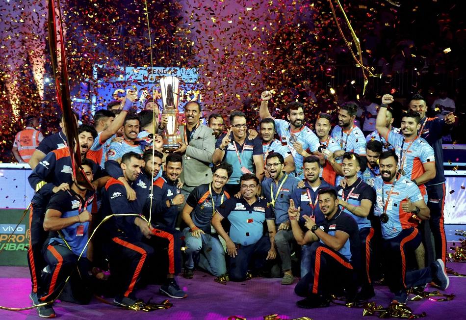 PKL 2021 auction: प्रो कबड्डी लीग की 12 टीमों की फुल लिस्ट