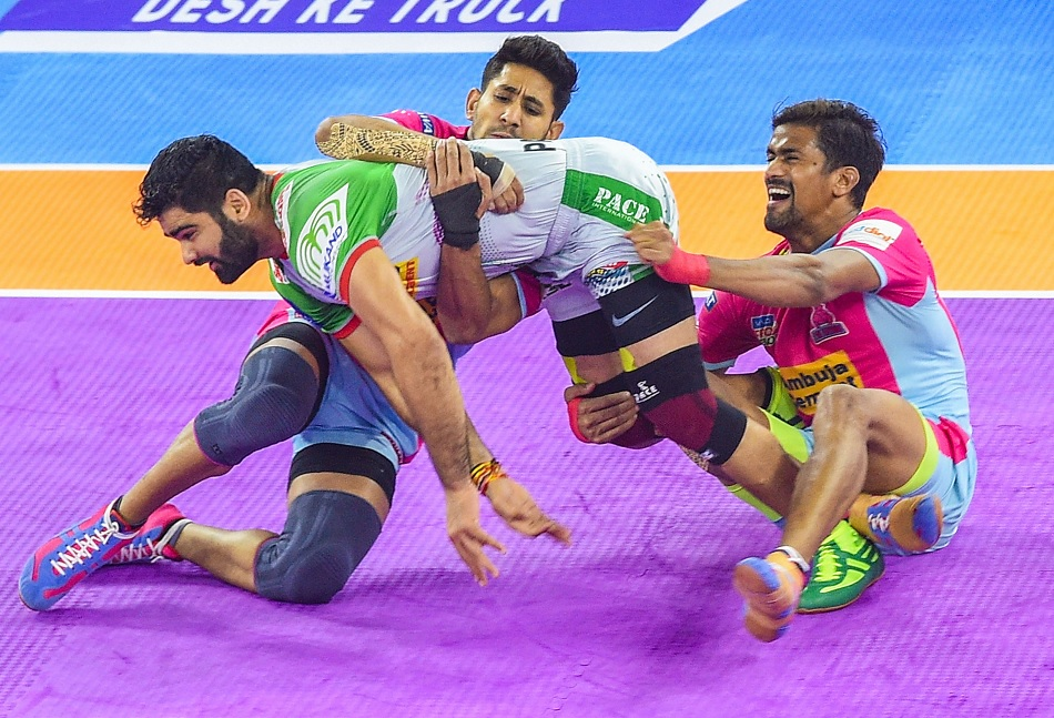 PKL 2021: Highlights of Pardeep Narwal who made the record for being the most expensive player