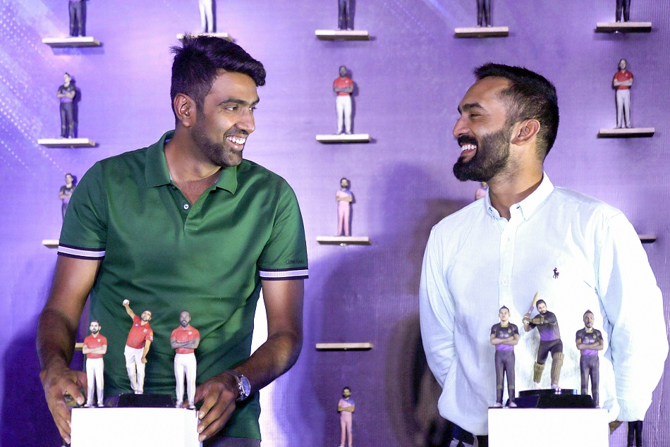 Dinesh Karthik says it is right time to bring back R Ashwin as he does not rely on surface