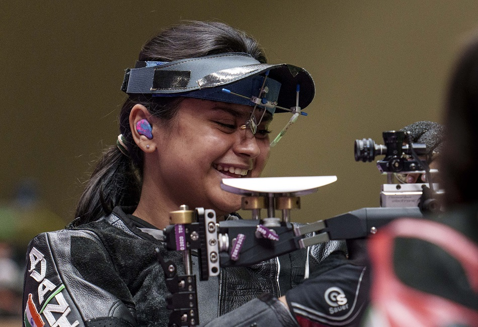 Avani Lekhara wins bronze Womens 50m Rifle 3 Positions SH1, her second medal in this Paralympics