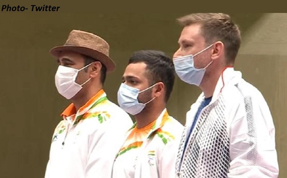 Tokyo Paralympics: Manish Narwal wins gold medal and Singhraj grabs silver in shooting