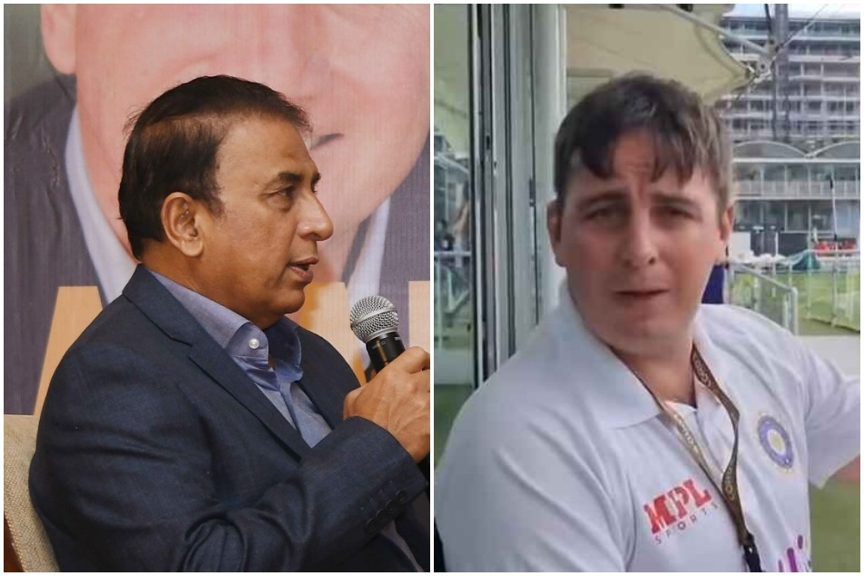 IND vs ENG: Sunil Gavaskar is not happy with Jarvo, show concern for security