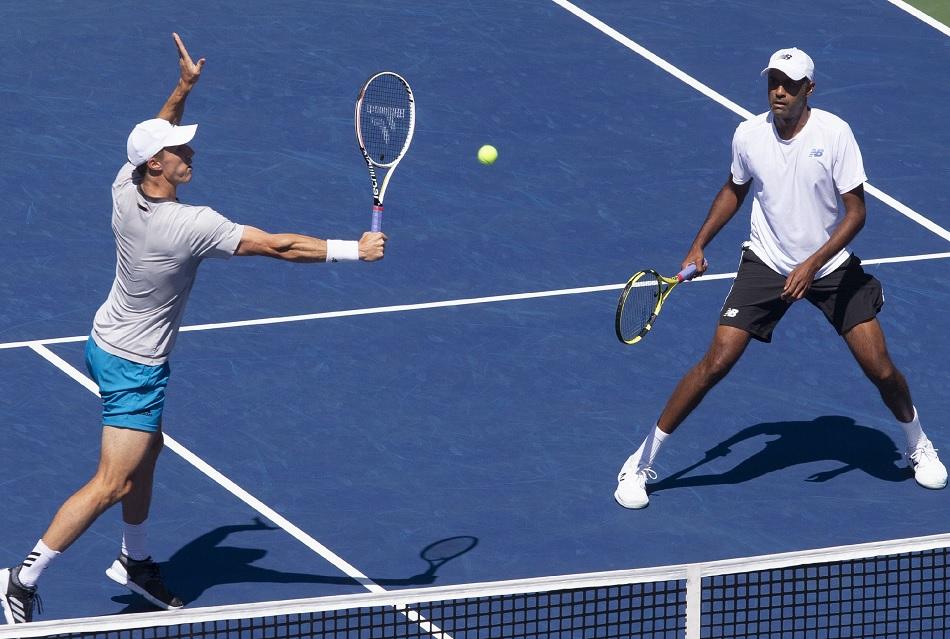 US Open 2021: राजीव राम और जो सैलिसबरी की जोड़ी ने जीता पुरुषों का डबल्स खिताब