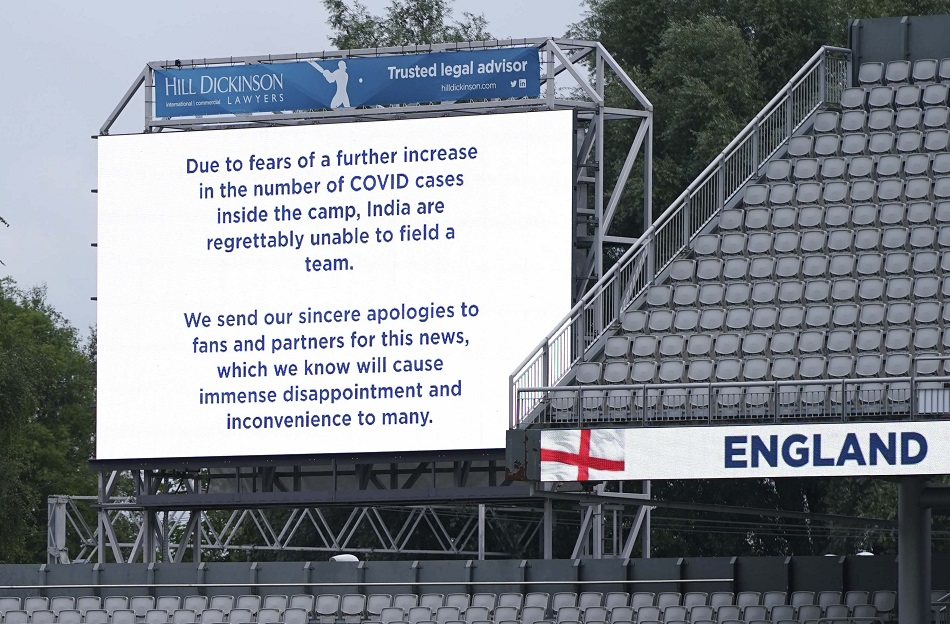 IND vs ENG: ECB Chief is not agree IPL was the reason behind cancellation of 5ht Test Match