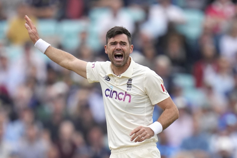 James Anderson reveals untill when he decide to say good bye to Cricket