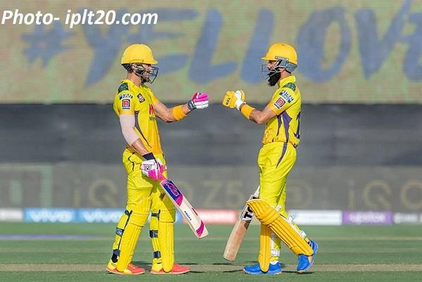 चेन्नई सुपर किंग्स ने जीतकर तोड़ा मुंबई इंडियंस का रिकॉर्ड-
