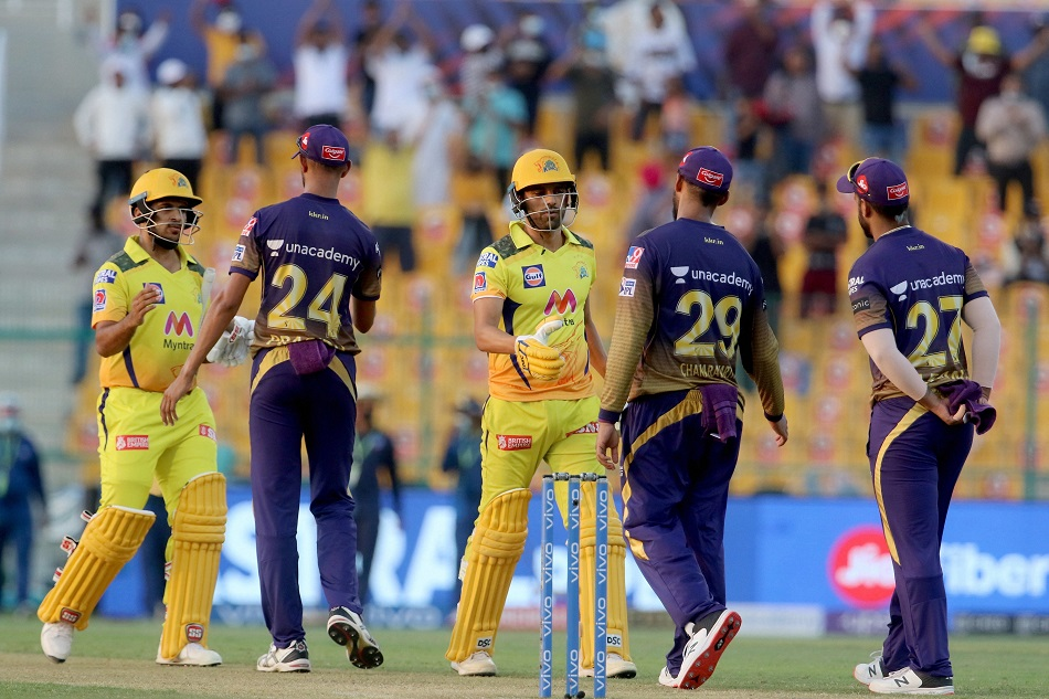 IPL 2021: CSK breaks MIs unique record by winning and KKR does same by losing