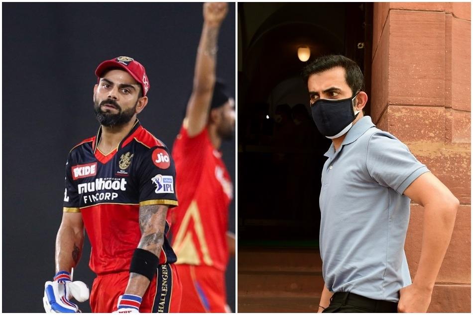 IPL 2021: Gautam Gambhir says why Virat Kohlis RCB not win any title