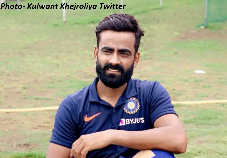 IPL 2021: Kulwant Khejroliyas entry in Delhi Capitals replaced M Siddharth