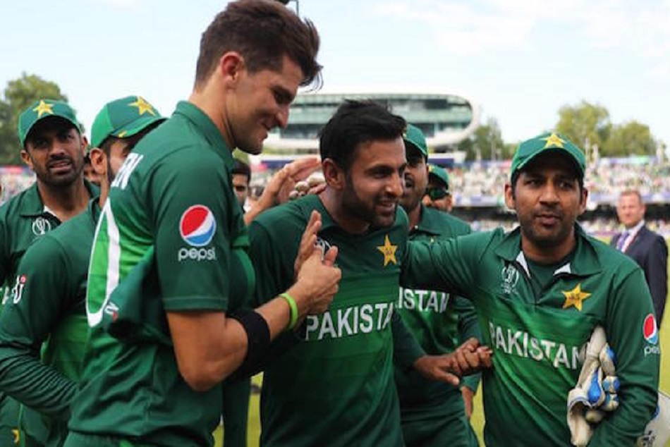 Pakistan announced team for icc T20 World Cup