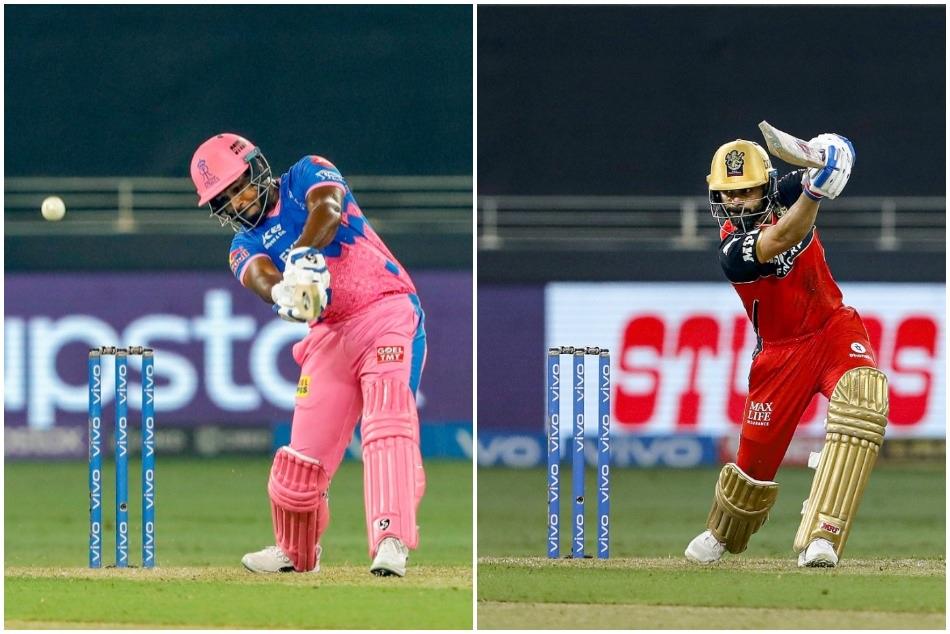 IPL 2021: Virat Kohlis runs vs Sanju Samsons sixes, how many chances of reaching the playoffs