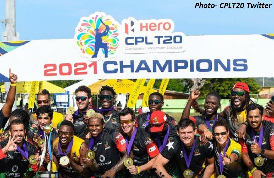 ड्वेन ब्रावो की टीम सेंट किट्स ने जीता पहला CPL खिताब, डोमिनिक ड्रेक्स ने किया कमाल