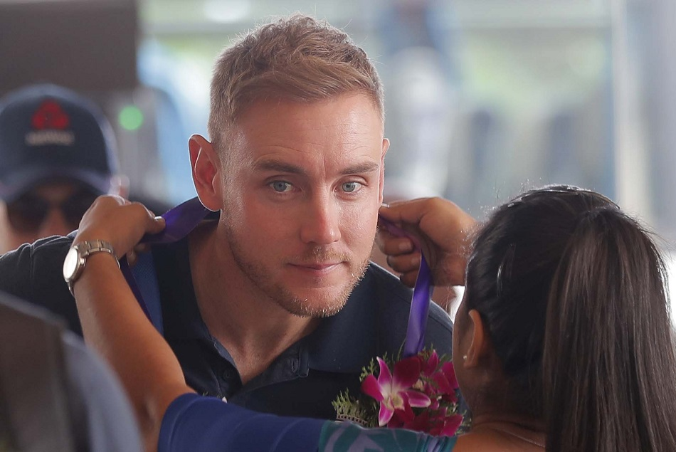 Stuart Broad remembers his suffocation on Indias tour, says has not seen humans for 10 weeks