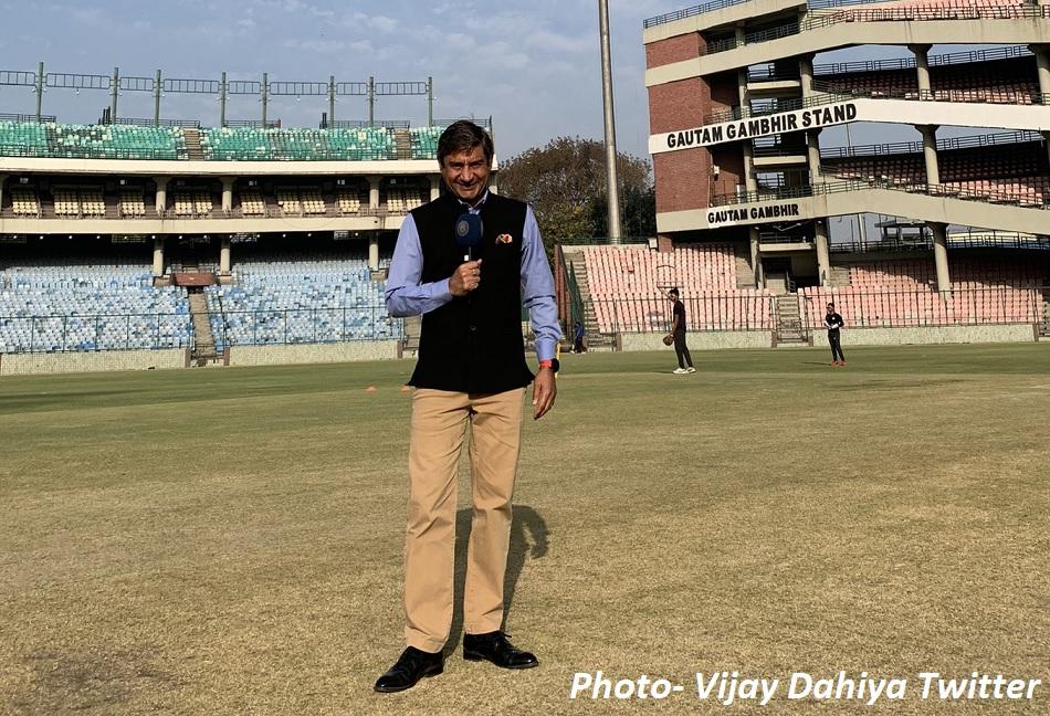 पूर्व विकेटकीपर विजय दहिया बने UP की सीनियर क्रिकेट टीम के हेड कोच