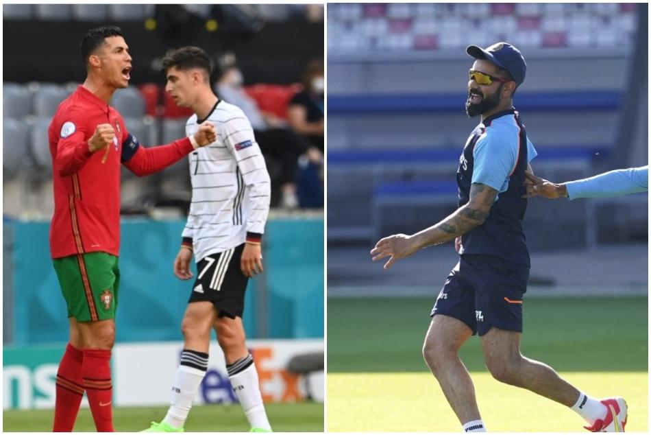 Virat Kohli and Cristiano Ronaldo presence in Manchester boosts excitement