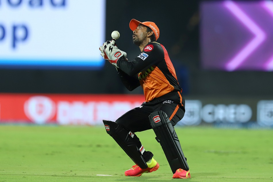 IPL 2021: Mark Butcher feels Wriddhiman Sahas opening is not ideal for SRH
