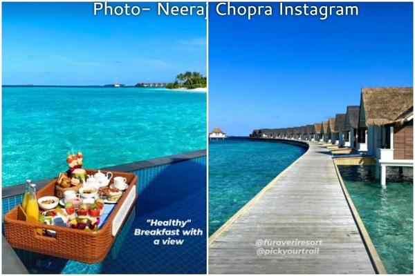 मालदीव में छुट्टियां-