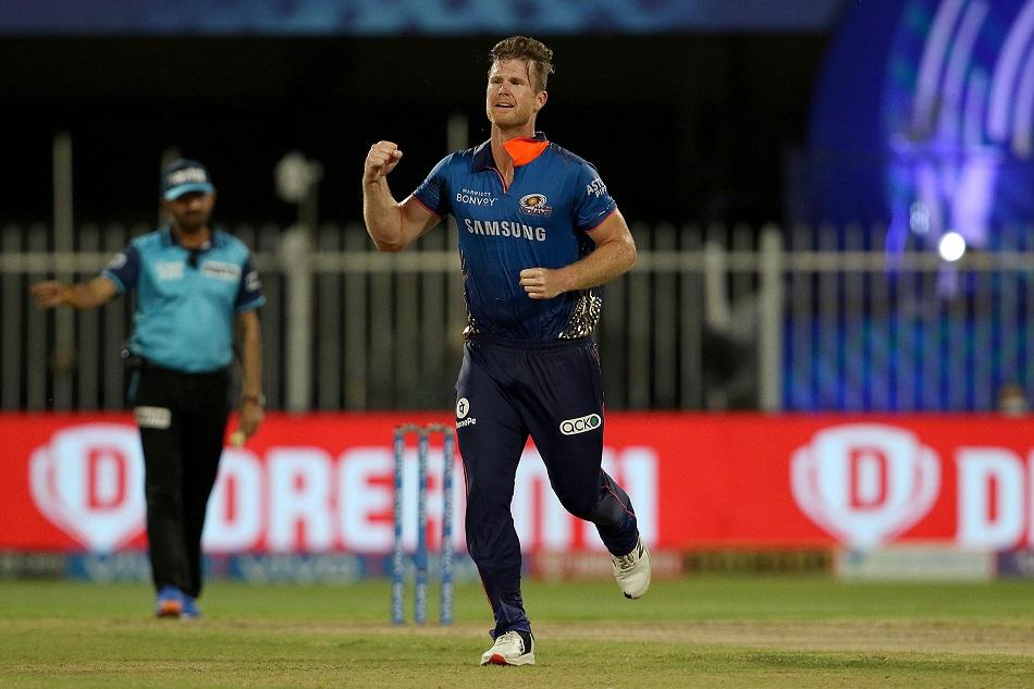 IPL 2021: James Neesham happy for Mumbai Indians victory, says it is like debut again