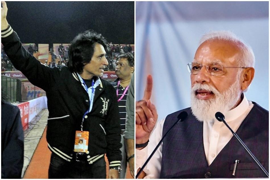 Ramiz Raja says If PM Narendra Modi wants then PCB will collapse