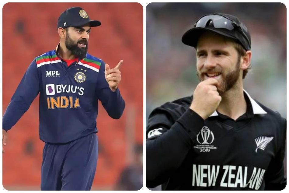 IND vs NZ : न्यूजीलैंड तोड़ता आया है 'विराट सेना' का सपना, आंकड़े देते हैं गवाही