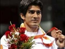 Boxer Vijender Cricketers Padma Awards