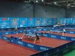 Cwg Table Tennis Sharath Saha Doubles Final