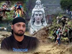 Sports Uttarakhand Floods Harbhajan Singh Praises Army