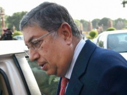 N Srinivasan Sacked From Icc Chairman Shashank Manohar New Chairman