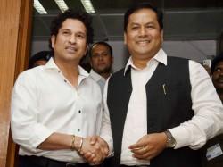 Sachin Tendulkar Meets Sports Minister Over Sarita Devi Case Urges All Support Her