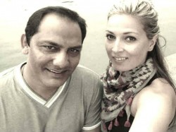 Shenan Is Not My Wife But Close Friend Said Former India Cricketer Azharuddin