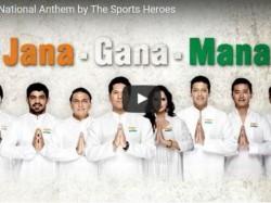 Singing National Anthem Before 2011 Wc Final My Proudest Feeling Sachin Tendulkar