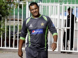 Waqar Younis Blames Shahid Afridi For Pakistans Defeat