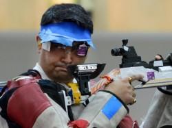 Gagan Narang Chain Singh From Olympics Shooting