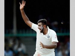 Off Spinner Ravichandran Ashwin On Top Spot Of The Icc Test Ranking