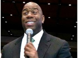 Untold Life Story Nba Legend Magic Johnson His Wife Cookie