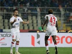 Delhi Dynamos Beats Fc Goa Isl