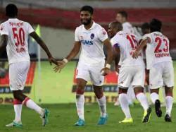 Indian Super League 2016 Delhi Dynamos 5 1 Fc Goa