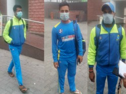 Ranji Trophy Bengal Gujarat Match Cancelled Due Pollution
