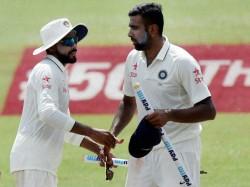 Ashwin Jadeja Gets The Top Two Position In Icc Test Ranking