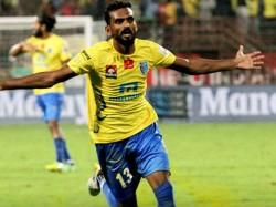Indian Super League Kerala Blasters 1 0 Northeast United