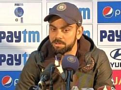 Virat Kohli Unhappy With England S Christmas Break