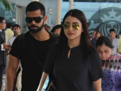 Virat Anushka On Lunch Date Look Like Jodi Made Each Other