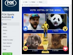 Shameful Australian Media Compares Virat Kohli With Animals
