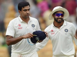 R Ashwin Ravindra Jadeja Creates History Shares Top Spot At Icc Rankings