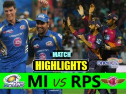 Ipl 2017 Match 2 Highlights Pune Vs Mumbai