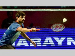 India S Sai Praneeth Wins Singapore Open Badminton Title