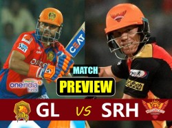 Ipl Match Preview Sunrisers Hyderabad Vs Gujarat Lions On May